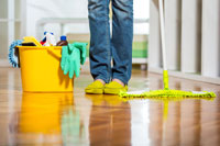 Floors cleaning ideas