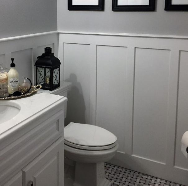 Wood Paneling For Bathroom Walls